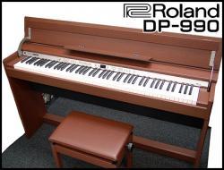 Bérelhető Digitális zongora Roland DP990 bérlés